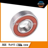 High performance low price sealed deep groove ball bearings