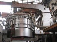 Steel production furnace EAF