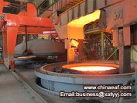 VD/VOD Vacuum Ladle Refining Furnace