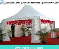 ZhongCheng Aluminum PVC Tent For Outdoor