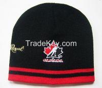 Custom Acrylic knit hat