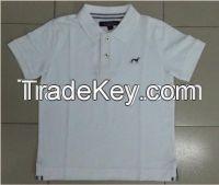 White Polo Tshirt