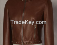 The Electrify Leather Jacket