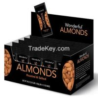 Wonderful Almonds Roasted & Salted (1.5oz, 24ct.)