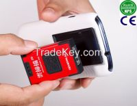 GENERALSCAN GS-M500BT 2D Mini Bluetooth Barcode Scanner for IOS Android and IOS system