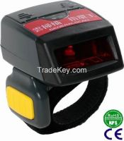 1.Wearable 1D CCD Ring Barcode Scanner for Android and iOS