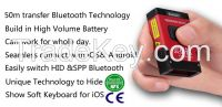 GSM300BT 2D Mini Bluetooth Barcode Scanner for IOS Android and IOS system