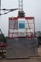 small construction hoist