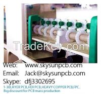 high quality pcb supplier/ board manufacturer/double-side /single-side