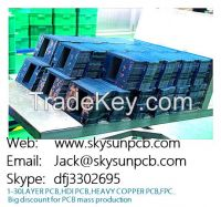 pcb board fr4 double side copper double-side copper double 1 -30 layer