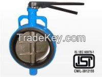 Butterfly Valve-Handle / Worm Gear Operated
