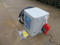 Mobile Liquid lubrication oil filling machine petrol methanol diesel filling pump dispenser