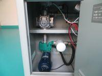 220V New mini diesel methanol petrol fuel dispenser digital fuel dispenser pump with nozzle
