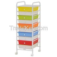 10 Tier Drawer Trolley