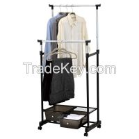Clothes Storage Hanging Rack