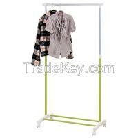 Single Bar Clothes Rack
