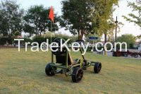 mini jeep type kids go kart
