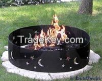 outdoor use fire ring