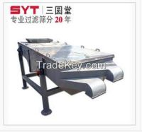 Low Stainless Steel Linear Vibrating Screen