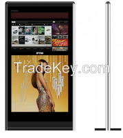 42-72 inch LCD AD PLAYER ALL IN ONE PC