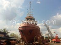 26.00M Twin Screw Tug (BV Class)
