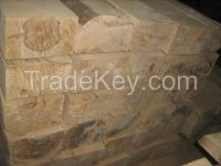 railway sleepers fresh-new