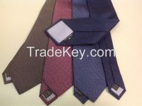 neckties hand-made in