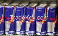 RED ENERGY DRINKS BULL/ Red /silver/blue : warehouseprice