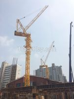 (Korean, New, 2.9 ton)  Tower Crane (CW-2940 / Luffing / Unmanned)