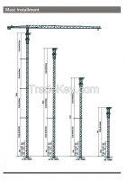 Topless Tower Crane (New, Korean, 2.9Ton, CWT-5529)