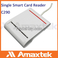 Factory directly supply high quality ISO 7816 EMV 2000 usb card reader ic/id/AMT smart card reader