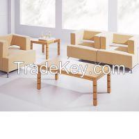 Leather Sofa Series F-054
