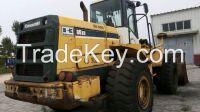 used KAWASAKI 85ZIV WHEEL LOADER, 70Z LOADER,USED TCM 820LOADER 870 LOADER