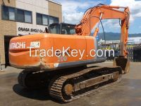 hitachi ex200 excavator, EX120 Crawler excavator, Japan Hitachi ZX200 ZX330 Excavator