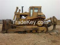 used crawler bulldozer, CAT DOZER,D6H D7H D7G D6G D8N D9N Bulldozer,secondhand bulldozer D5C D3C