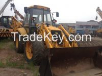 Used Backhoe loader JCB
