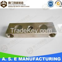 CNC Machining Steel Fabrication Stainless Steel Supporting Block