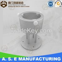 CNC Machining Aluminum Parts with Sand Blasting and Anodizing