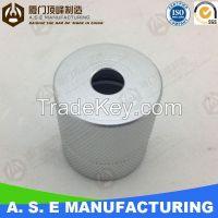 CNC Machining Aluminum Knurled Parts