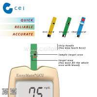 Blood Sugar Test Device Blood Glucose Meter More Accurate than Non Invasive Blood Glucose Meter with Test Strips