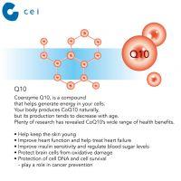 NEW Liquid Collagen Drink Coenzima Q10 Private Label Collagen Drink Vitamin C Skin Care Product Acerola Cherry