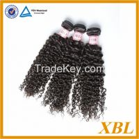 High quality remy curl wavy 100% sell virgin indian remy hair for cheap