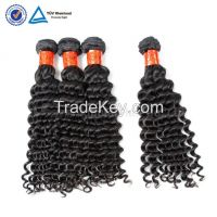 Professional XBL hair supplier Cambodian cheap grade 7a remy hair extension