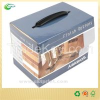 Drink Package Box with Handle (CKT-CB-258)