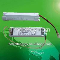 Emergency Inverter,Emergency conversion kit with power pack for Fluorescent up tp 58W