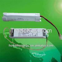 fluorecence lamp emergency conversion led down light power supply /emergency inverter kit power pack
