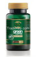 Green Coffee 60% CGA capsules 60 x 500 mg