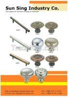 Steel Handles & Knobs