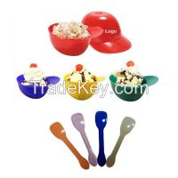 Baseball Helmet Ice Cream Bowl