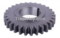 Heavy spur machining gears with professional service